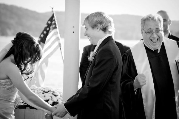 photo 18 of Mitch The Minister - New Jersey Wedding Officiant