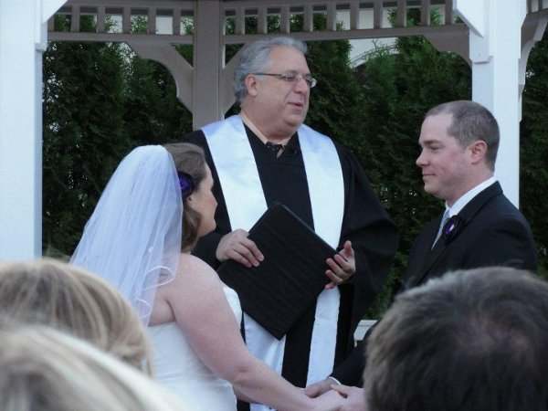 photo 46 of Mitch The Minister - New Jersey Wedding Officiant