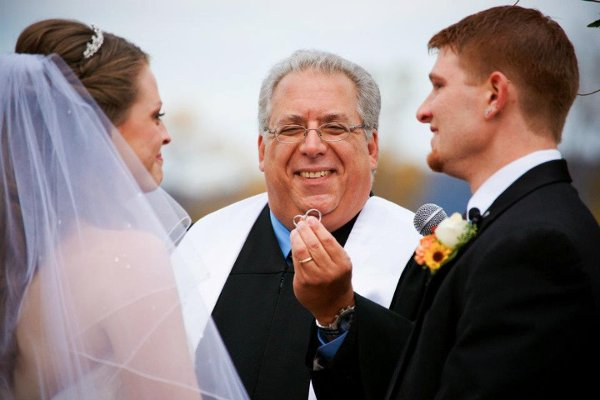 photo 47 of Mitch The Minister - New Jersey Wedding Officiant
