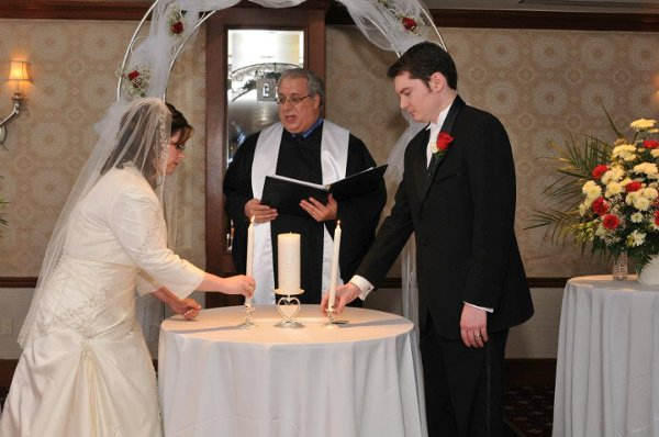 photo 54 of Mitch The Minister - New Jersey Wedding Officiant