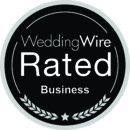 130x130 sq 1484075713743 weddingwire rated black business