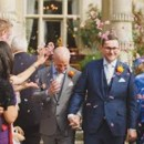130x130 sq 1413855358310 lgbt. the happy couple. wedding petal toss.flyboy