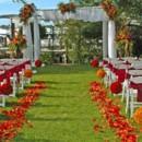 130x130 sq 1426288535319 stunning rose petal aisle. flyboy naturals rose pe