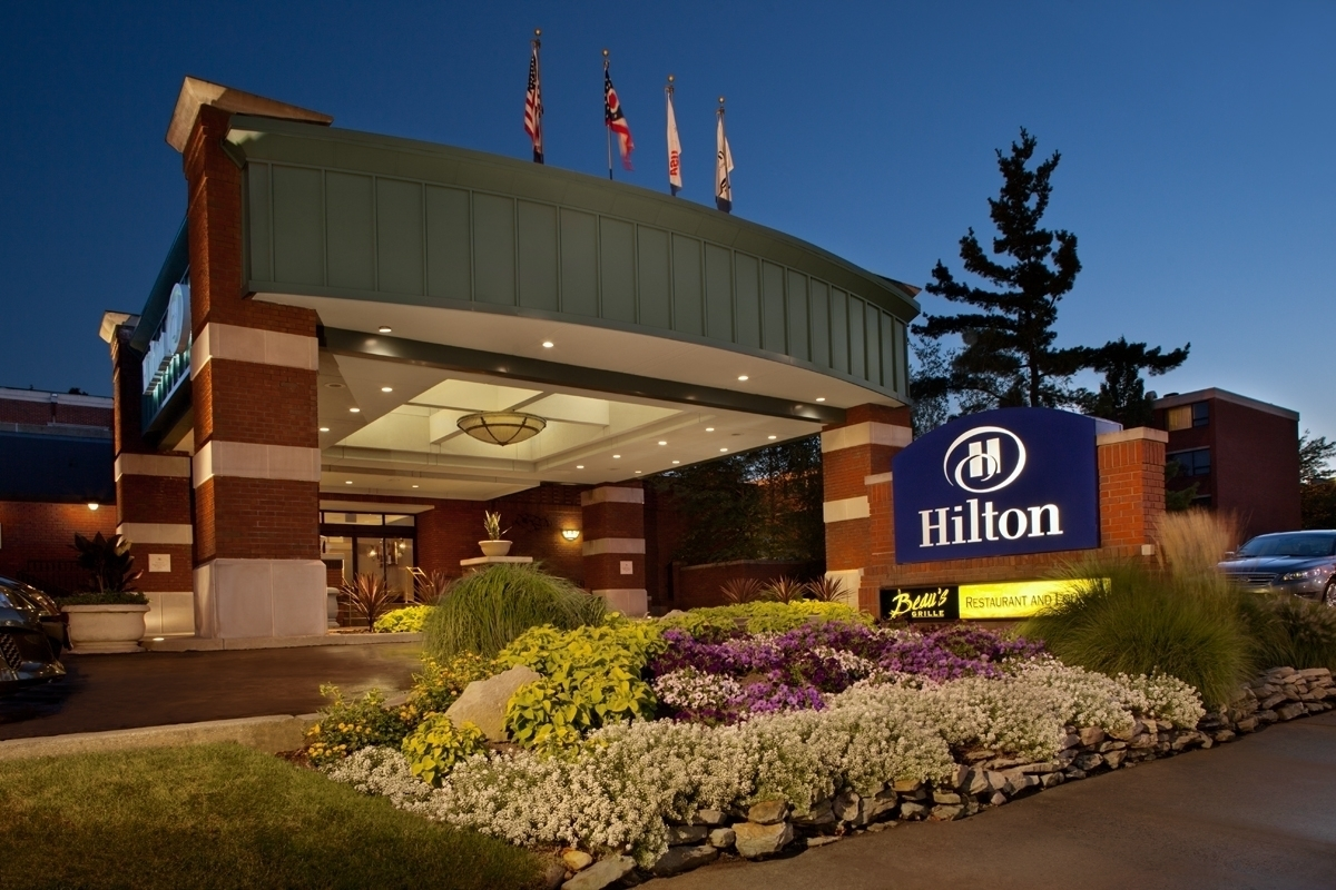 Hilton Akron/Fairlawn Hotel and Suites - Venue - Akron, OH - WeddingWire