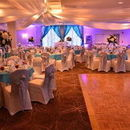130x130 sq 1527173324 8d7f204125e84ce1 ana   jason s wedding 9 30 17 ballroom with ceiling draping