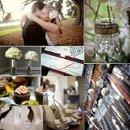 130x130 sq 1288188953941 weddinginspirationboardivoryandbrown