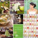 130x130 sq 1288192339691 inspirationboardsgreenandbrightcolorswedding
