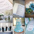 130x130 sq 1288623055295 weddinginspirationboardtiffanyblue
