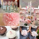 130x130 sq 1297116647764 breastcancerpinkweddinginspiration