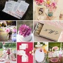 130x130 sq 1297116650624 honeysucklepinkweddinginspiration