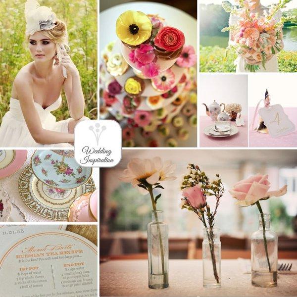 Shabby Chic Inspiration Boards Wedding Inspiration Boards