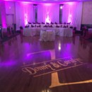 130x130 sq 1467317899552 uplighting name in lights alpine banquets