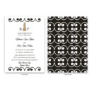 130x130 sq 1421875024287 sally modern pineapple monogram wedding invitation