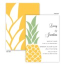 130x130 sq 1421875032155 juliette tropical pineapple beach wedding invitati