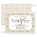 130x130 sq 1421875042696 sonja classic gold wedding invitation