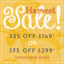 220x220 1414767406886 harvest wedding invite sale awa thumb