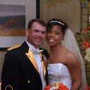 130x130 sq 1220678692484 evelynjohn 320 wedding 030808 11x14 metallic
