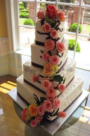 wedding cake bakeries lynchburg va coffey cakes lynchburg va wedding cake 21874