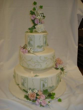 Wedding Cakes Near Memphis TN Designs In Sugar
