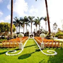 220x220 sq 1417803430547 palm courtyard ceremony 2