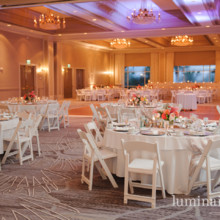 220x220 sq 1488912196828 everglades ballroom white chairs