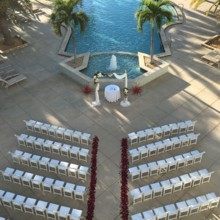 220x220 sq 1488913192092 palms pool ceremony  110ppl