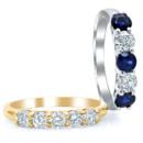 130x130 sq 1398964418314 5 stone ring