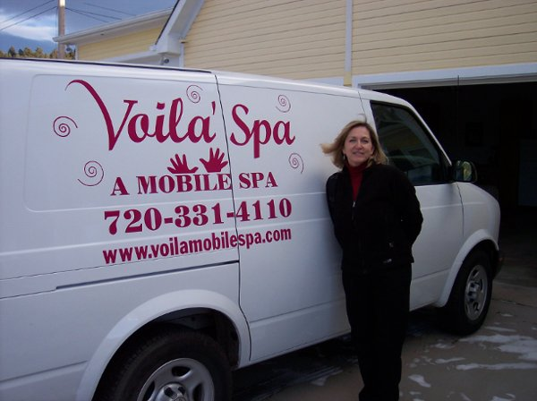photo 1 of Voila' Mobile Spa