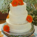 130x130 sq 1469048626679 white gerber daisy cake cropped for fb