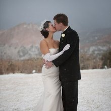 220x220 sq 1355353452974 winterweddingkisscaytonphotography