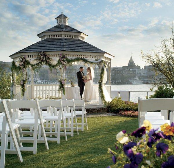 Outdoor Wedding Venues In Georgia