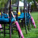 130x130 sq 1487865921778 mahogany chaivari chairs with turq pads
