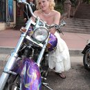 130x130 sq 1358564107731 motorcyclebride