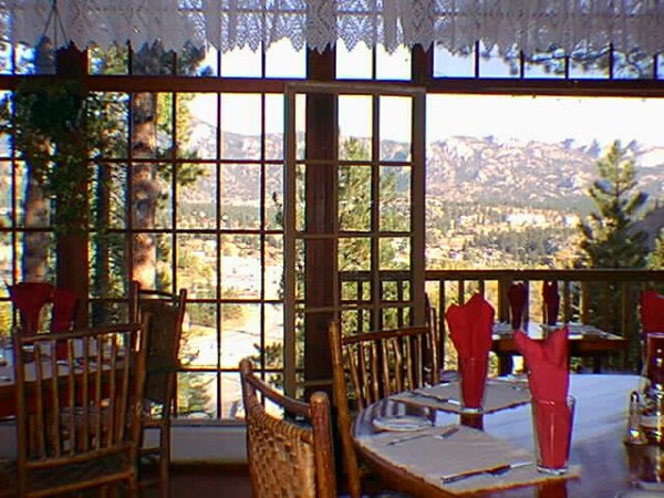 photo 6 of The View Restaurant at the Historic Crags Lodge
