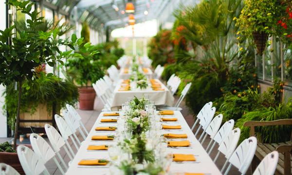 Denver Botanic Gardens And Chatfield Farms Denver Co Wedding Venue