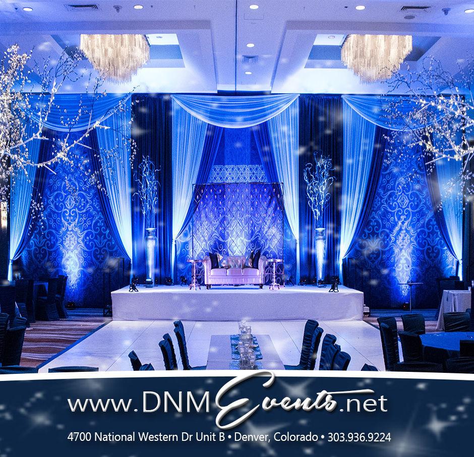 Dnm Events Lighting Decor Denver Co Weddingwire