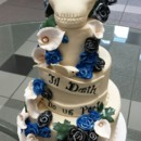 130x130 sq 1449567057122 death do us part cake