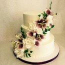 130x130 sq 1449567307123 sugar flower cake