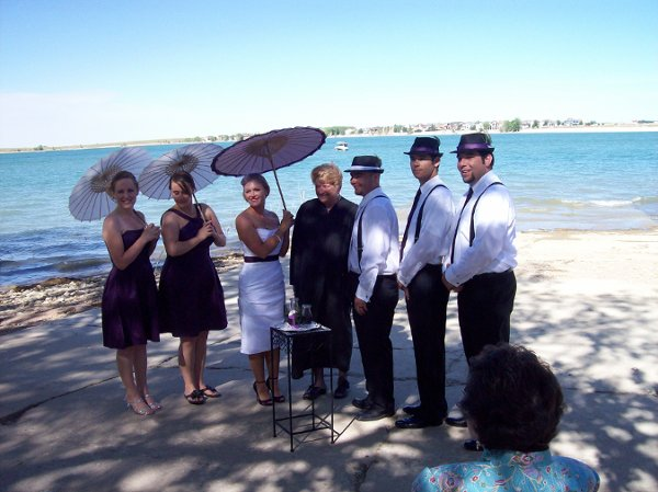 photo 36 of Happy Feet Weddings L.L.C.