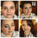 130x130 sq 1416946242755 bridal hair and makeup