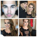 130x130 sq 1416946244495 bride and groom hair and makeup