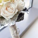 130x130 sq 1401825027350 soft white bouquet silver accents