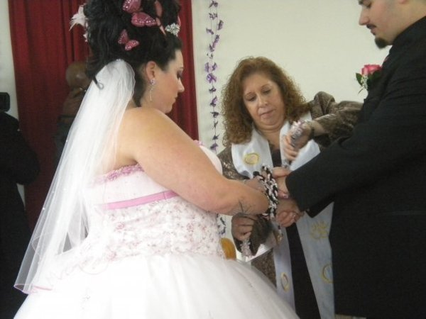 photo 39 of Angela Heil - NYC Reg. Wedding Officiant-Interfaith Minister
