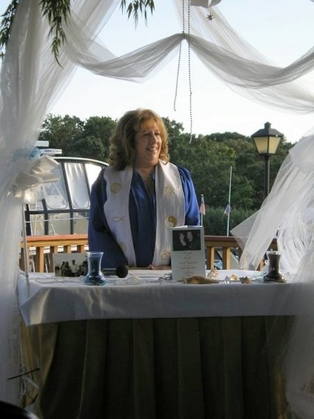 photo 43 of Angela Heil - NYC Reg. Wedding Officiant-Interfaith Minister