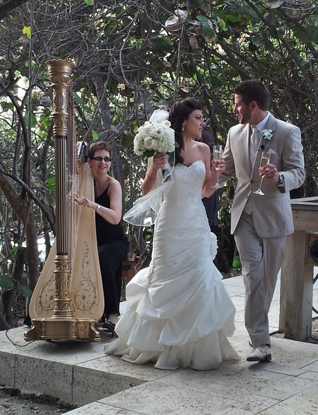 1370653476556 Couple With Esther Lake Worth wedding ceremonymusic
