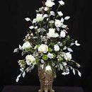 130x130 sq 1267235595832 whiterosecenterpiece