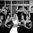 130x130 sq 1395005535262 black  white wedding party   a memory lane even