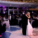 130x130 sq 1395005836402 black white and purple wedding reception   a memor
