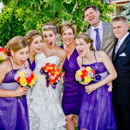 130x130 sq 1395006037156 bride  family purple and white wedding.   a memory