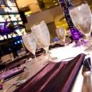 130x130 sq 1395007654611 purple table setting close up   a memory lane even